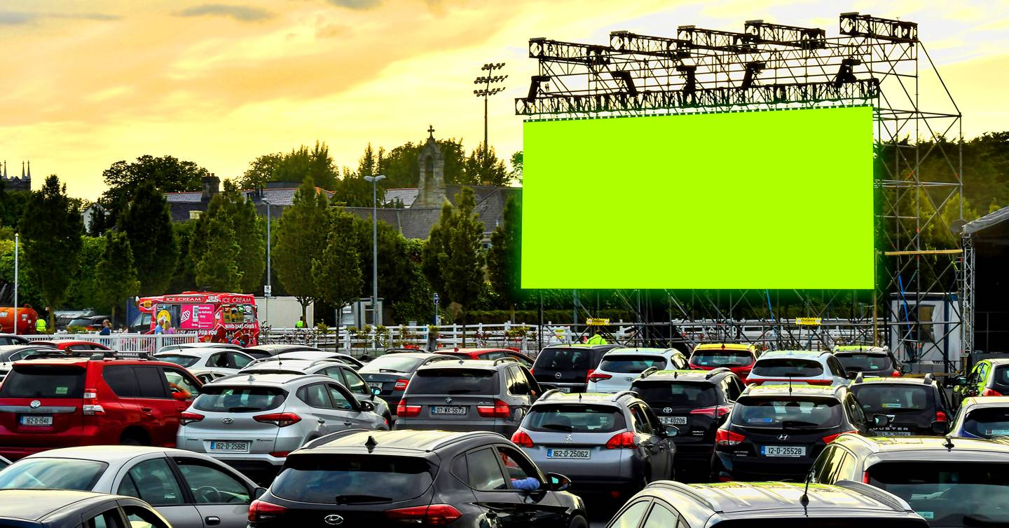 Like it or not, pandemic drive-in entertainment is the future of fun
