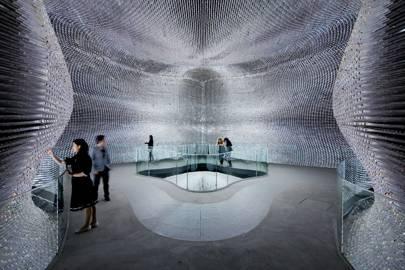 UK pavilion for Shanghai Expo 2010