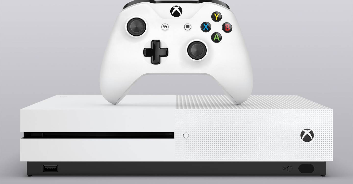 How Microsoft redesigned the slimline Xbox One S | WIRED UK