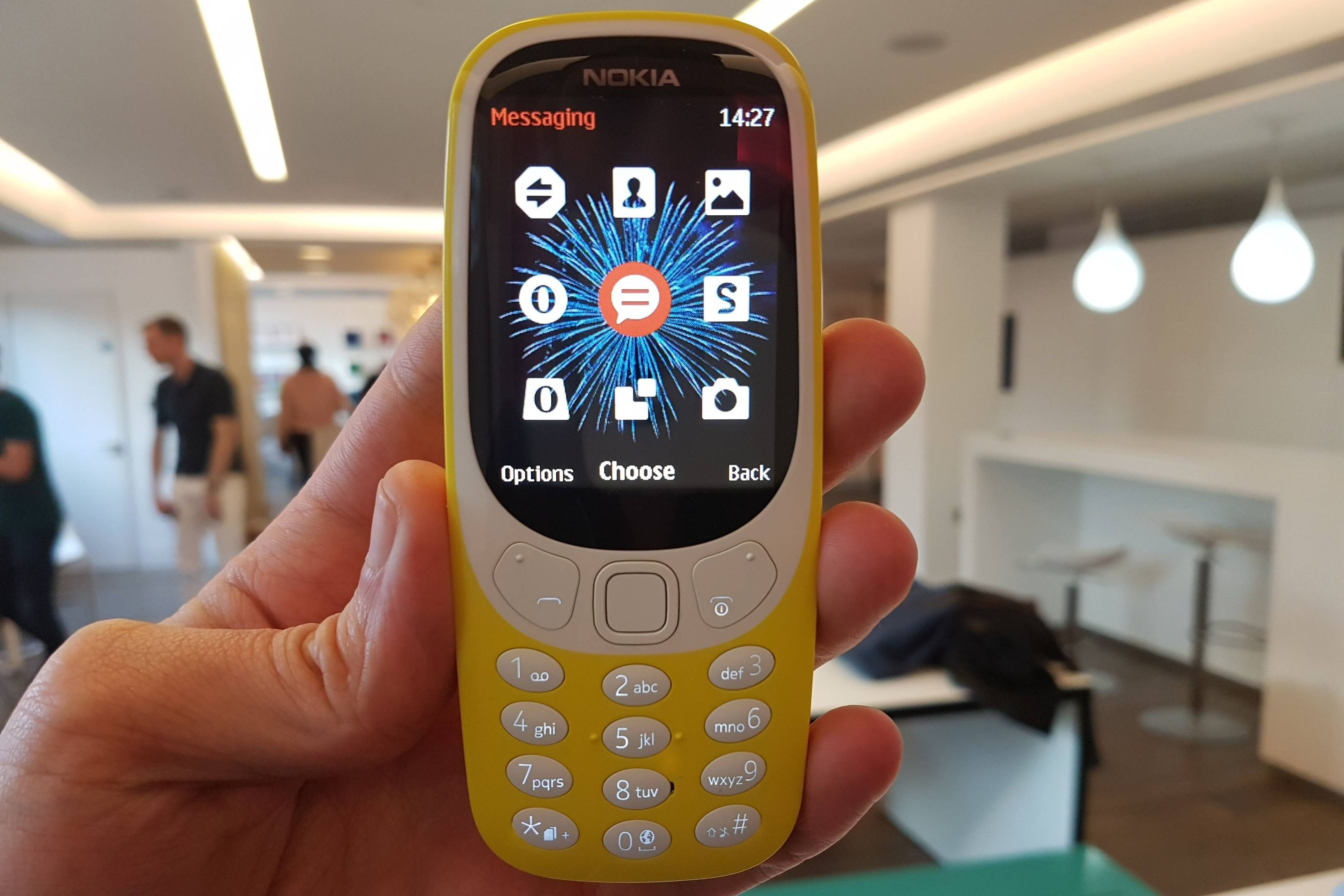 Nokia 3310 Uk Release Date Is Here Wired X Dual Sim 4gb Black