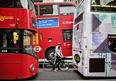 Could Uber run the London bus network? It's complicated