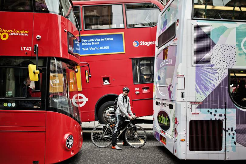 Could Uber run the London bus network? It's complicated ...