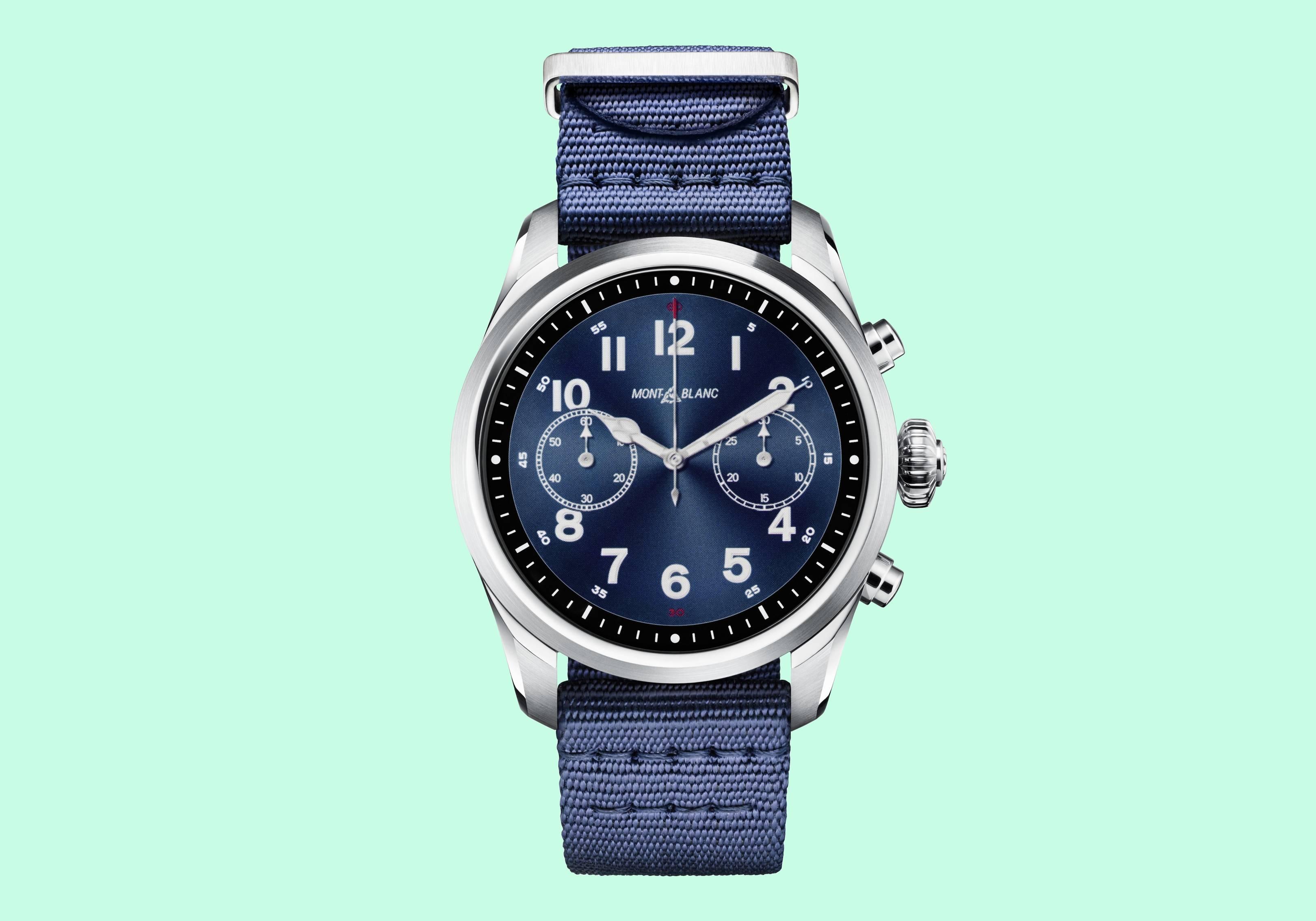 Montblanc's Summit 2 is the latest luxury smartwatch contender