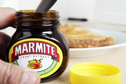 Marmite contains especially high levels of vitamin B12