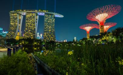 This Algorithm Has Found The Greenest City In The World