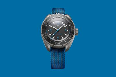 Omega's new watch was tested at the bottom of the Mariana Trench