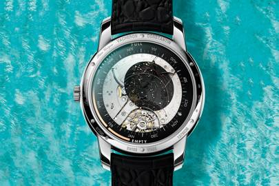 This is one of the most complex wristwatches ever made