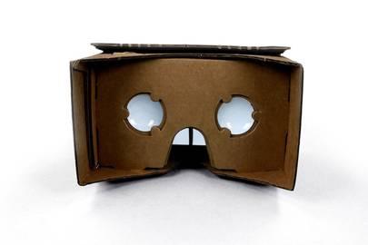 Cardboard, Google's current VR device