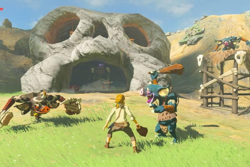 The Legend of Zelda: Breath of the Wild Switch ...