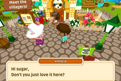 The Animal Crossing of iPad and Android