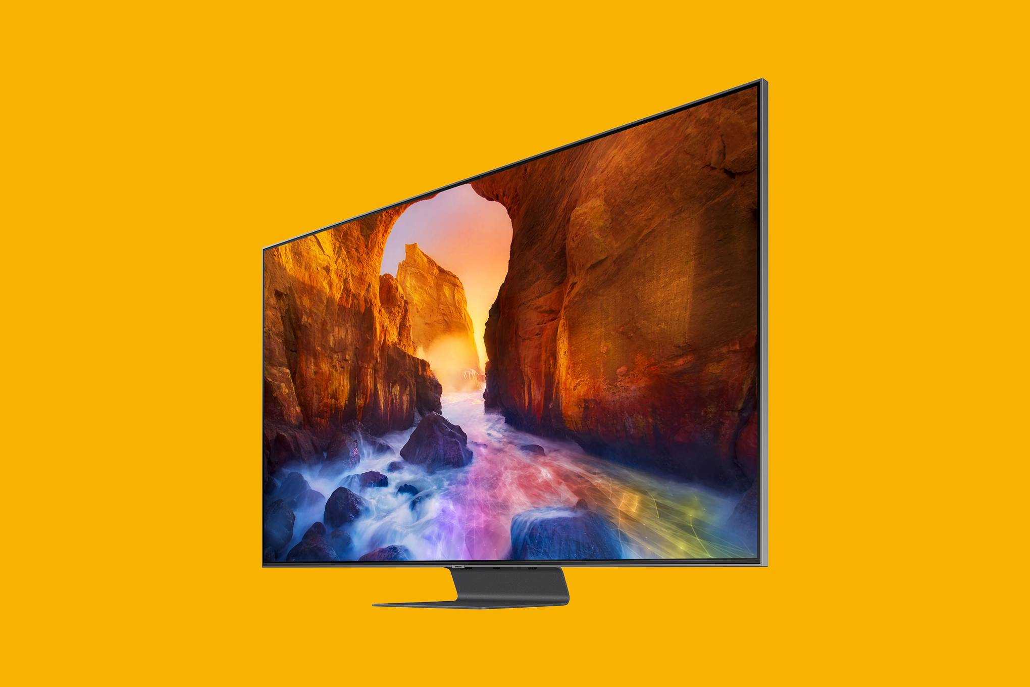 Samsung Q90 4K QLED review: better than OLED? | WIRED UK