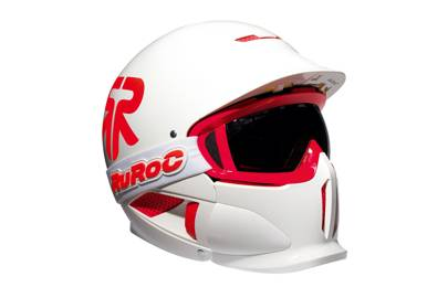 45. Hot helmet