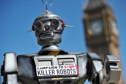Should we fear AI? Google reveals its top five concerns about the future of robots
