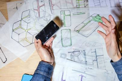 The design process behind Google's modular phone