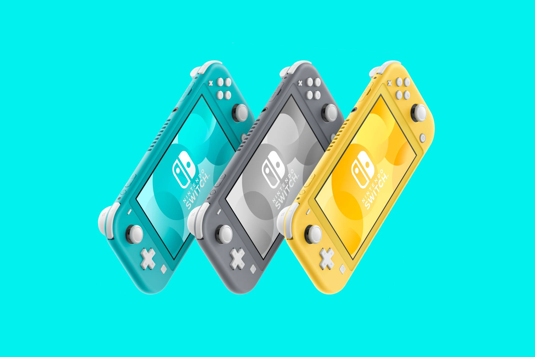 The Nintendo Switch Lite totally reinvents the Switch