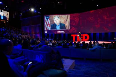 NSA at TED