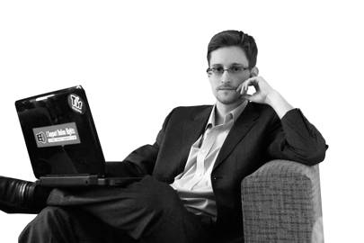 Edward Snowden: The former NSA contractor leaked thousands of documents that revealed US surveillance