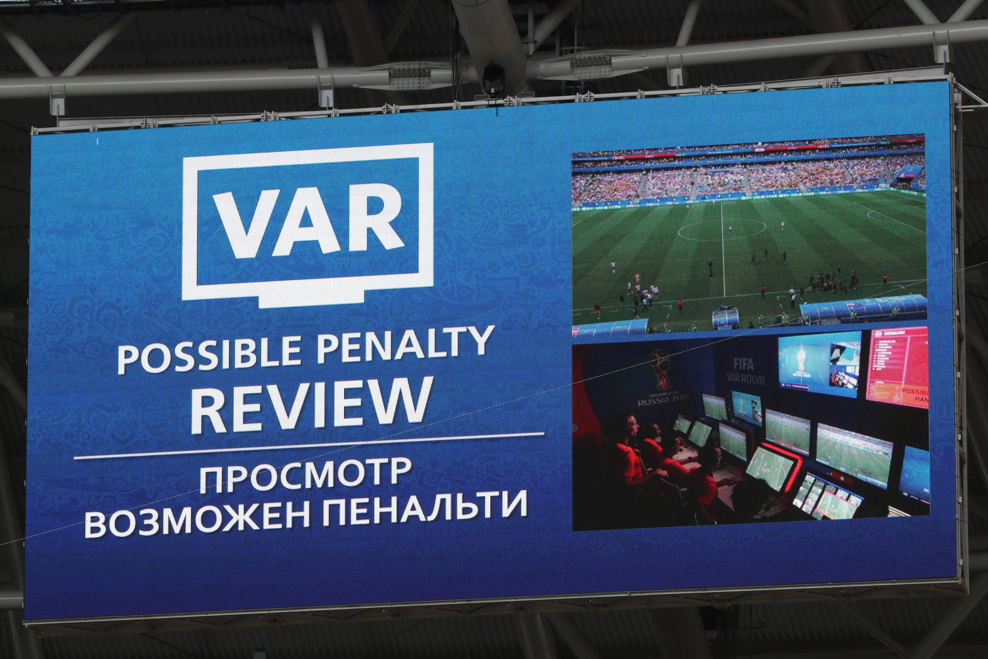 The inside story of how FIFA's controversial VAR system was