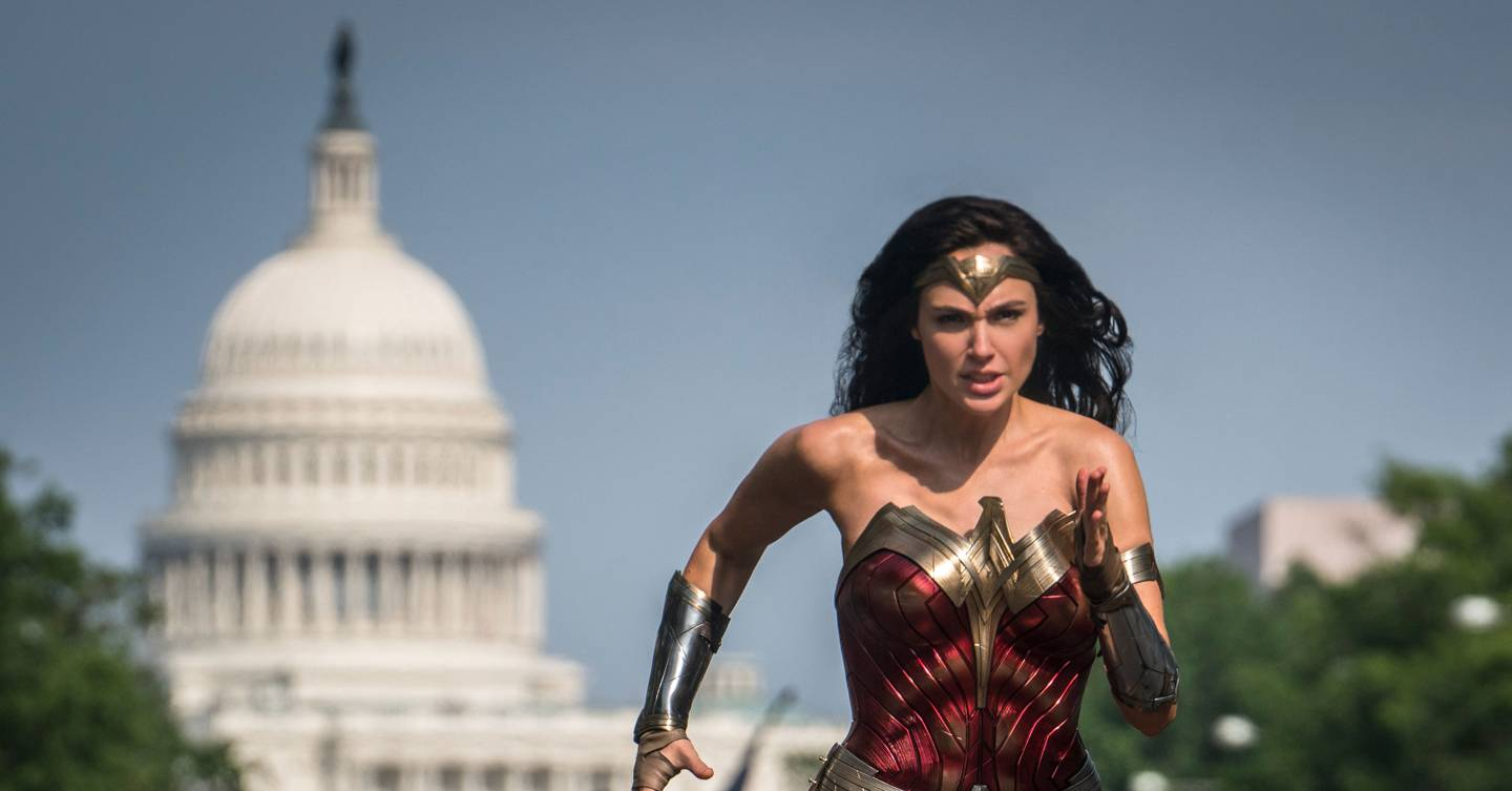 Wonder Woman 1984 is cheesy, fun and utterly doomed