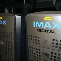 IMAX 3D - two massive cameras
