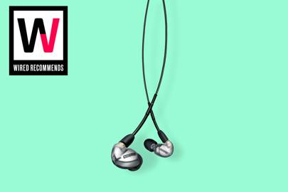 In-Ear Headphones: Shure SE425