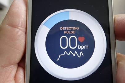 Smartphone apps like heart rate monitors can collect our health information and technology companies need to ensure that this data is safe