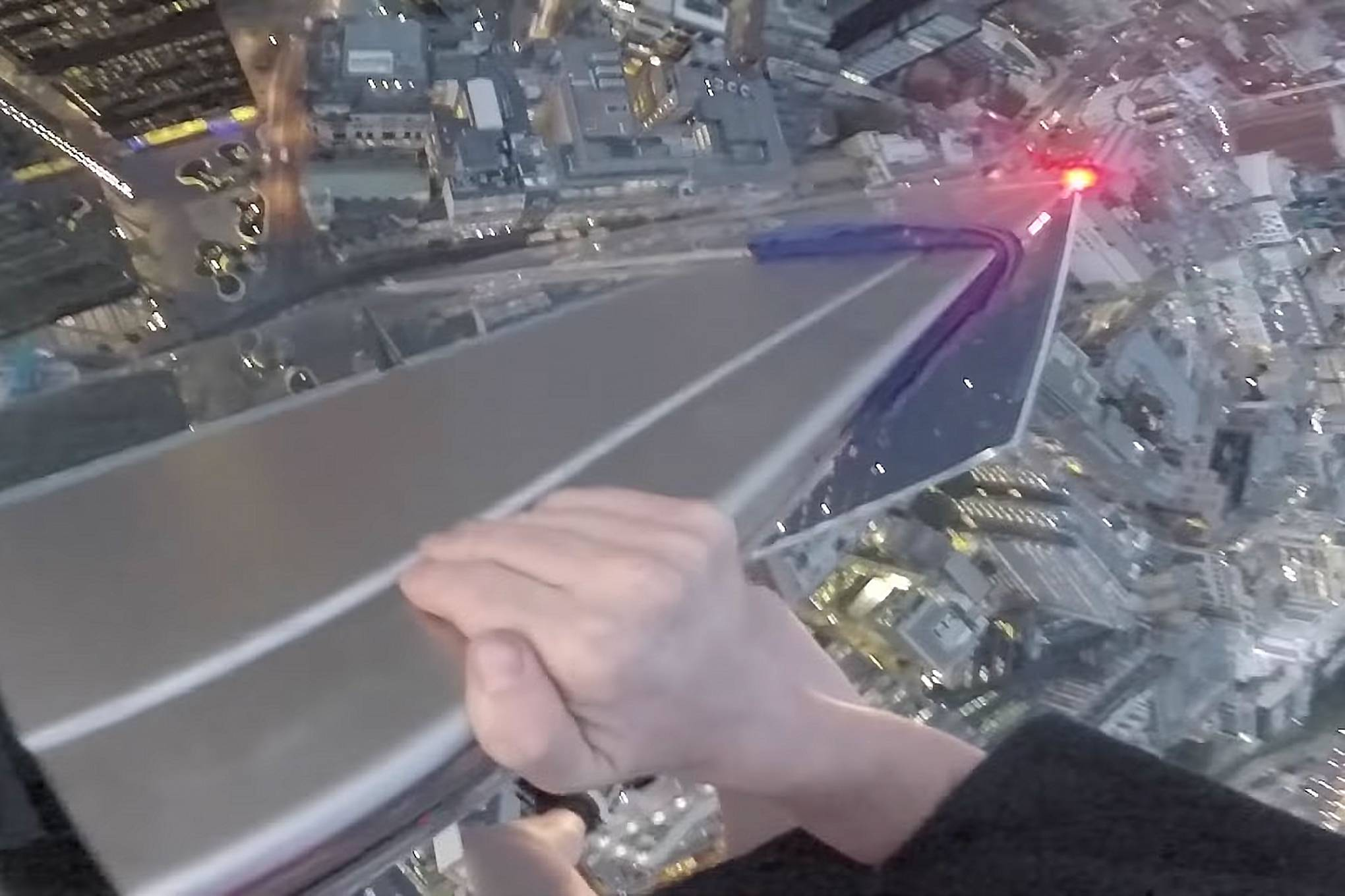 London's skyscrapers are fighting back against YouTube