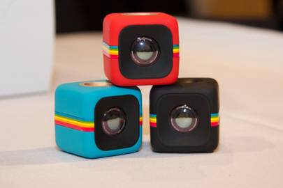 Polaroid C3 packs an HD camera into a one-inch-cubed form factor