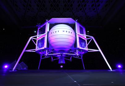 Jeff Bezos wants to colonise space, but he's paying for it by destroying Earth