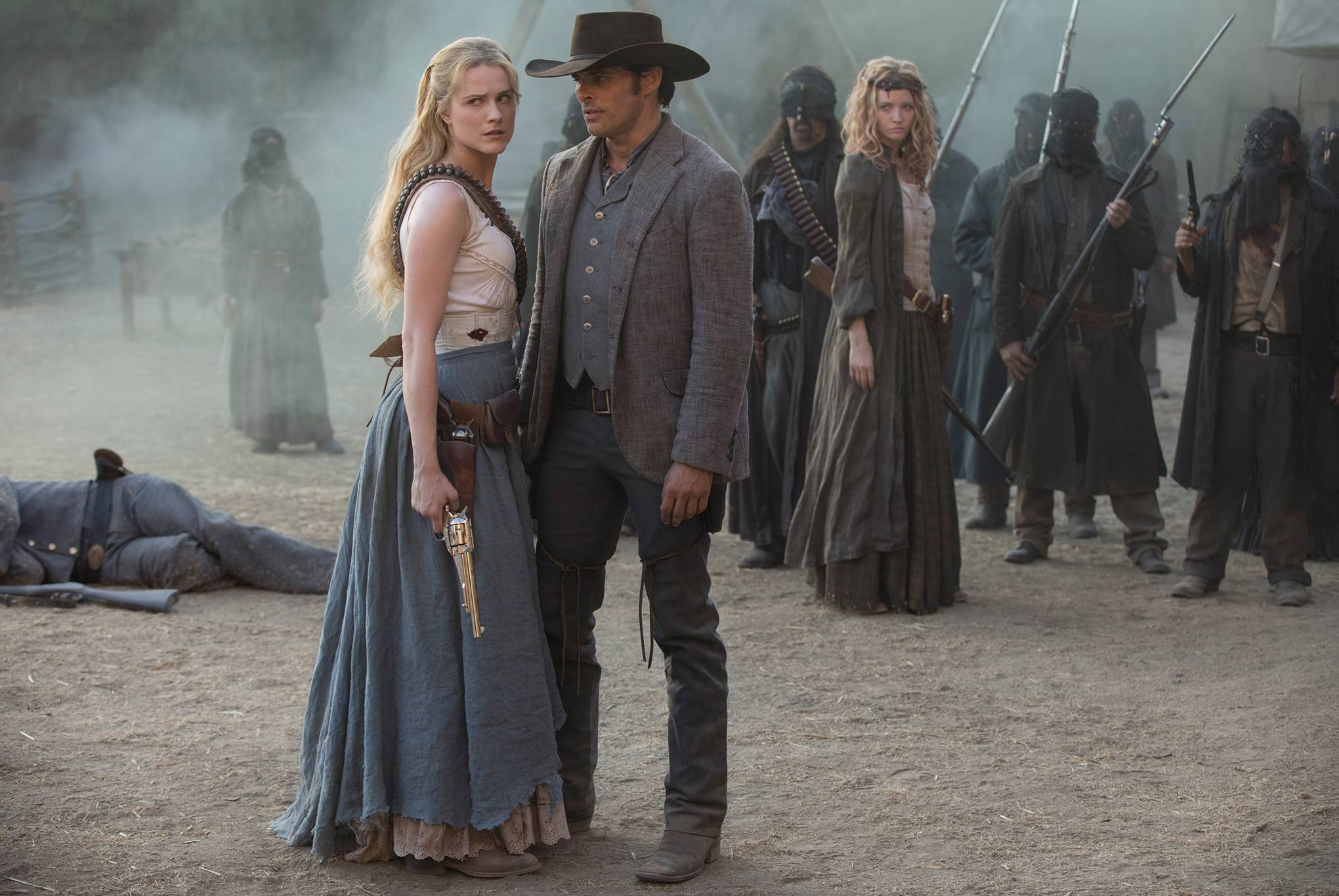 Image result for westworld season 3/dolores