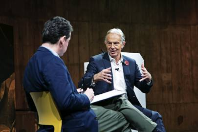 Tony Blair: we must regulate big tech properly and prepare for China's AI threat