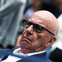 News Corp chair Rupert Murdoch