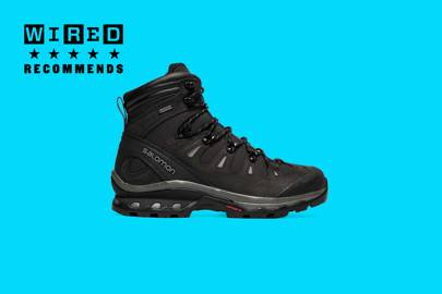 Walking boots: Salomon QUEST 4D 3 GTX