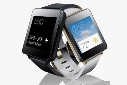 With your watch present, you don't need to enter a passcode into your handset