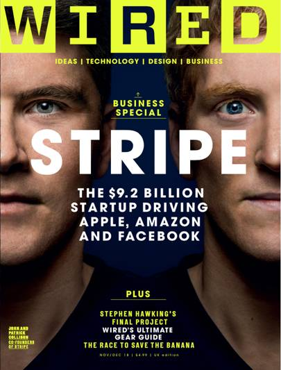 The untold story of Stripe, the secretive $20bn startup