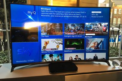 sky q review hands on with the next generation of tv wired uk