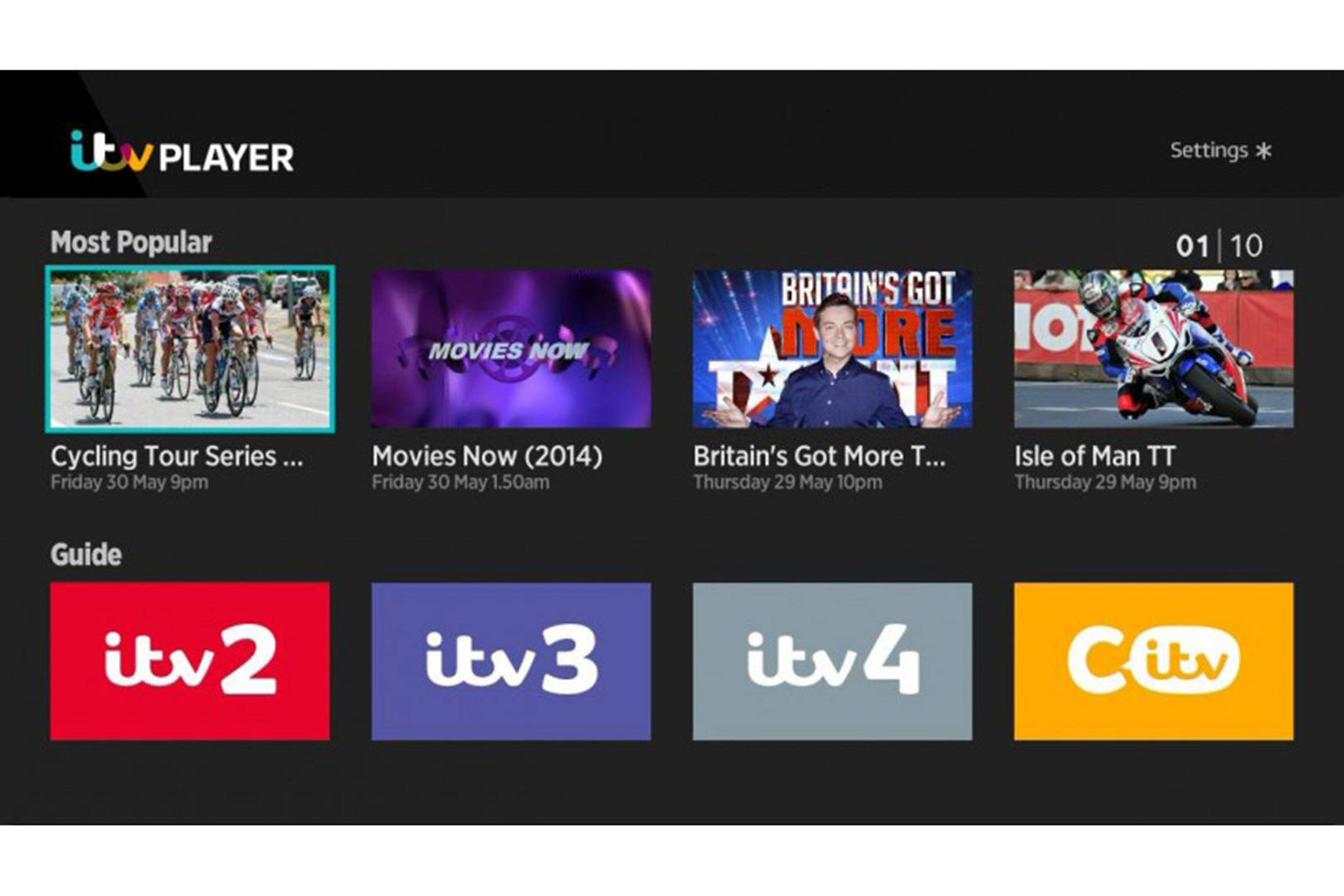 Roku adds ITV Player to UK channel store | WIRED UK