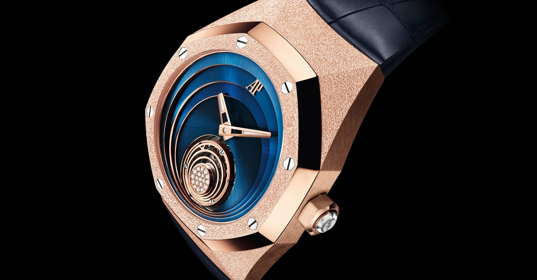 Audemars Piguet's latest Concept watch relies on optical illusion