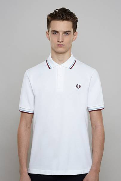 25. Fred Perry shirt