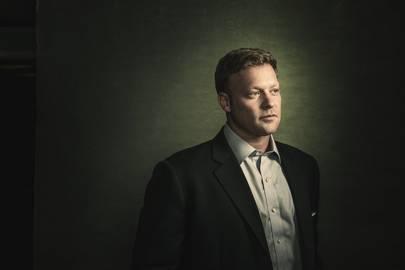 David Silverman, CEO of CrossLead