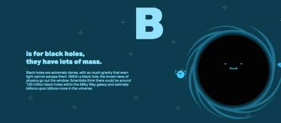 B is for Black Holes