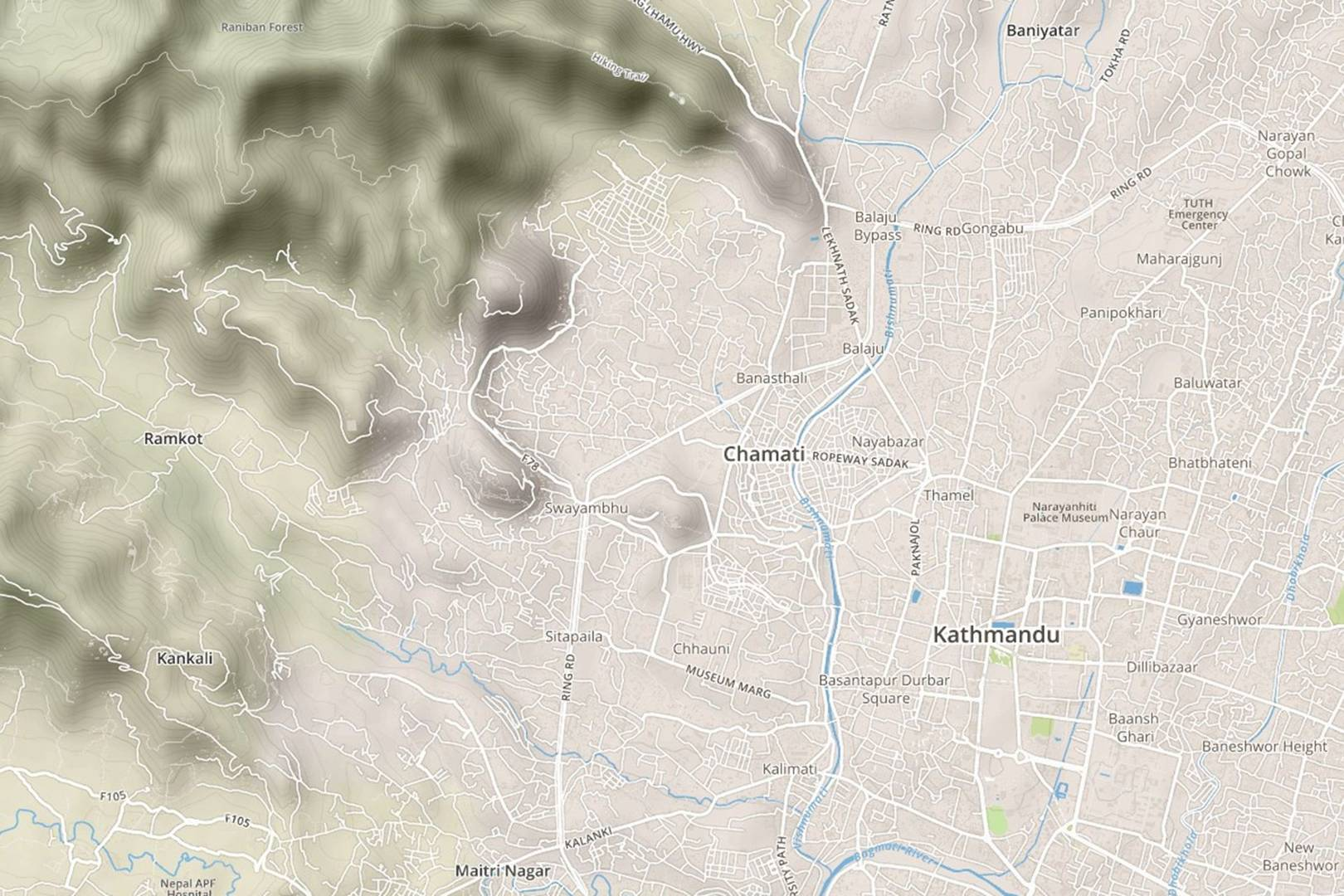 How Nepal's earthquake was mapped in 48 hours   WIRED UK