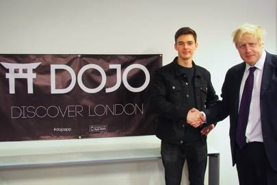 Discovery app Dojo secures £800k seed round investment