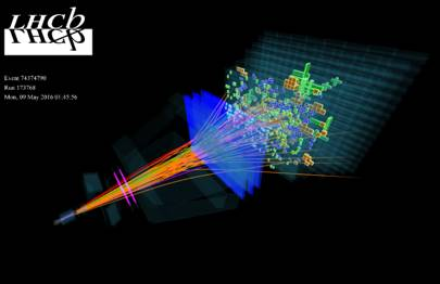 LHC Discovers Five New Particles at the Same Time