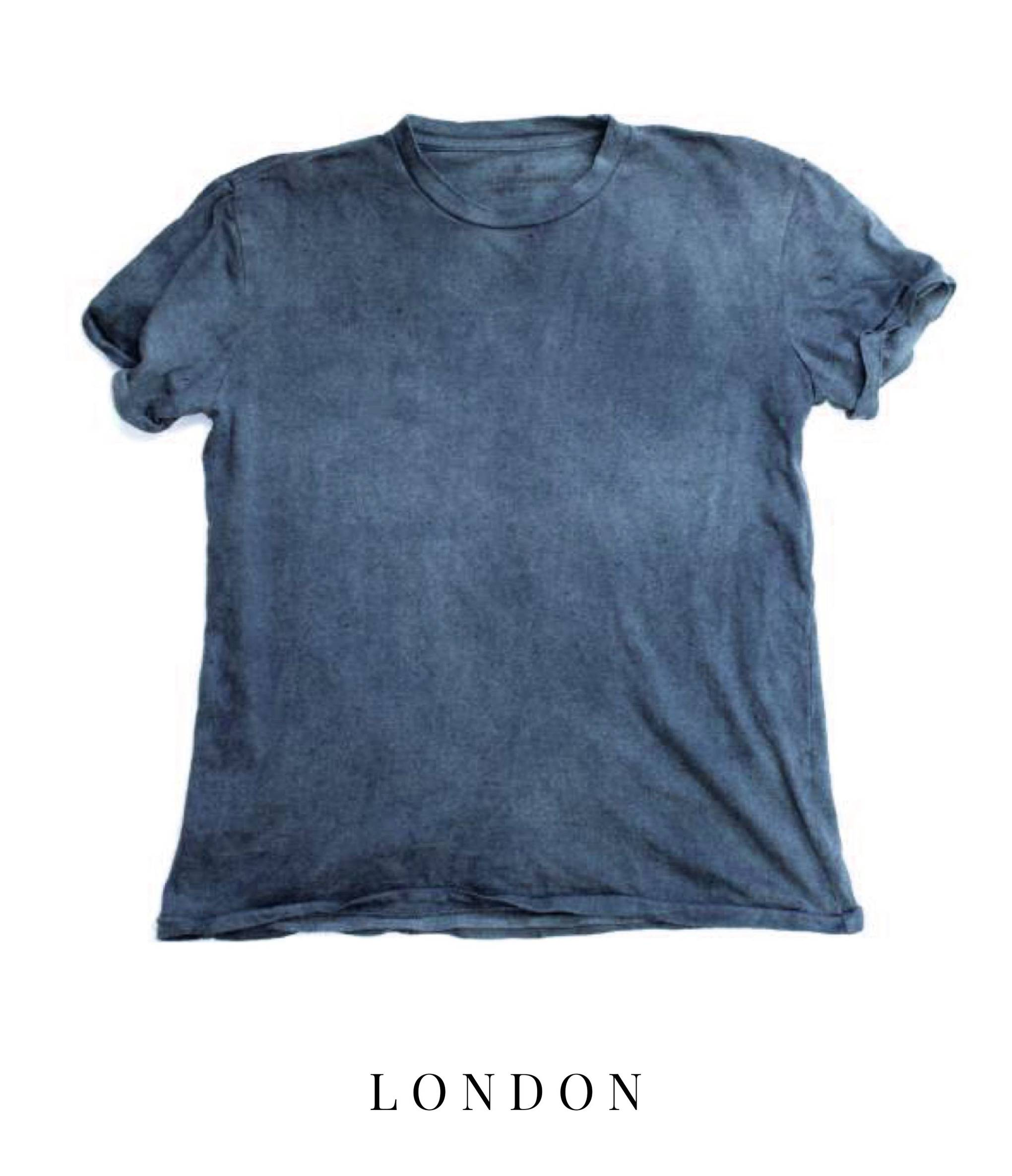 Colour-changing T-shirts reveal effects of climate change | WIRED UK