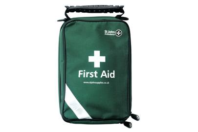 St John Ambulance Home First-Aid Kit