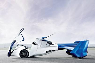 Rule Breaker #10 AeroMobil