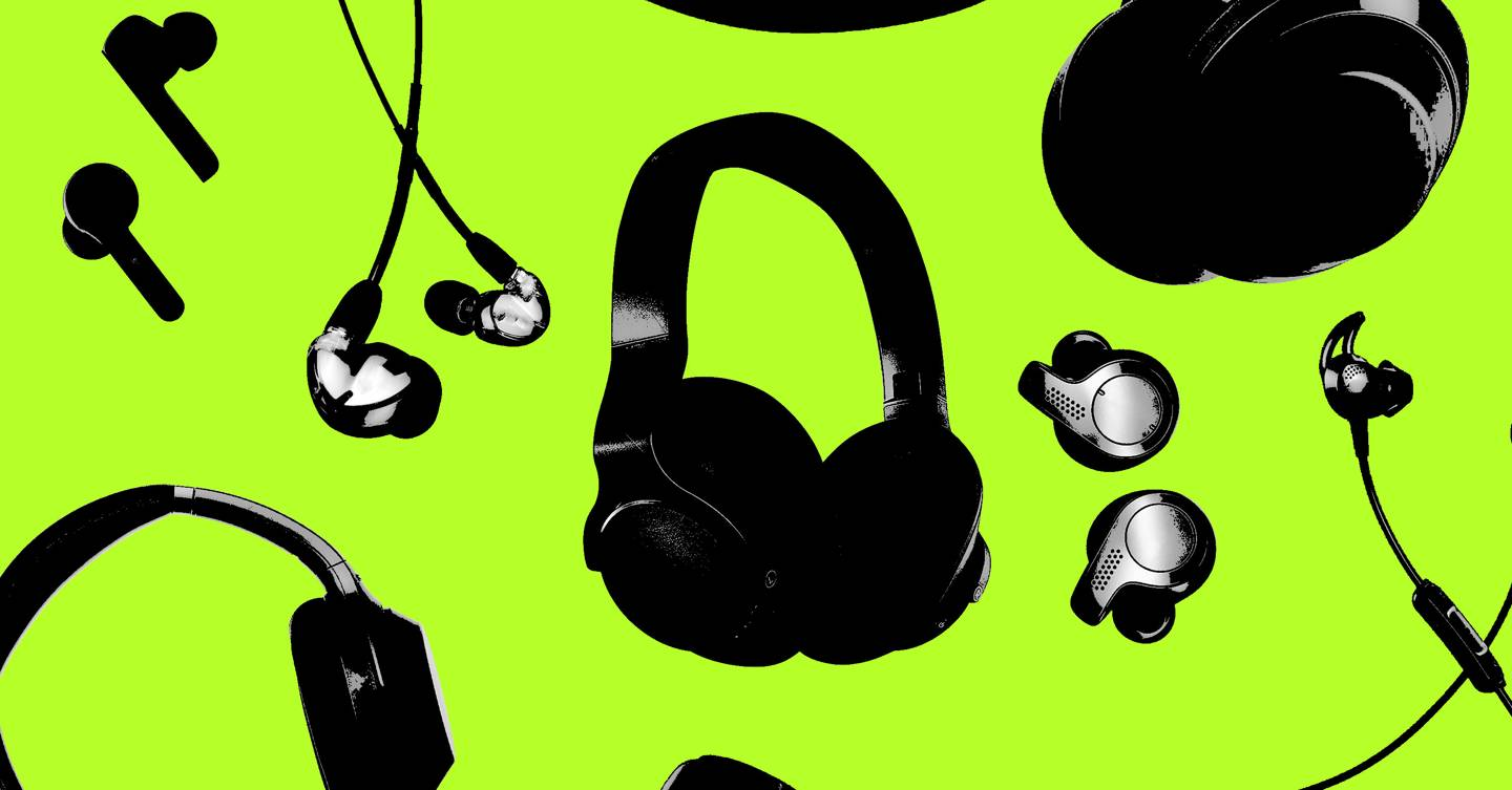 Here's how to choose the right headphones for you | WIRED UK