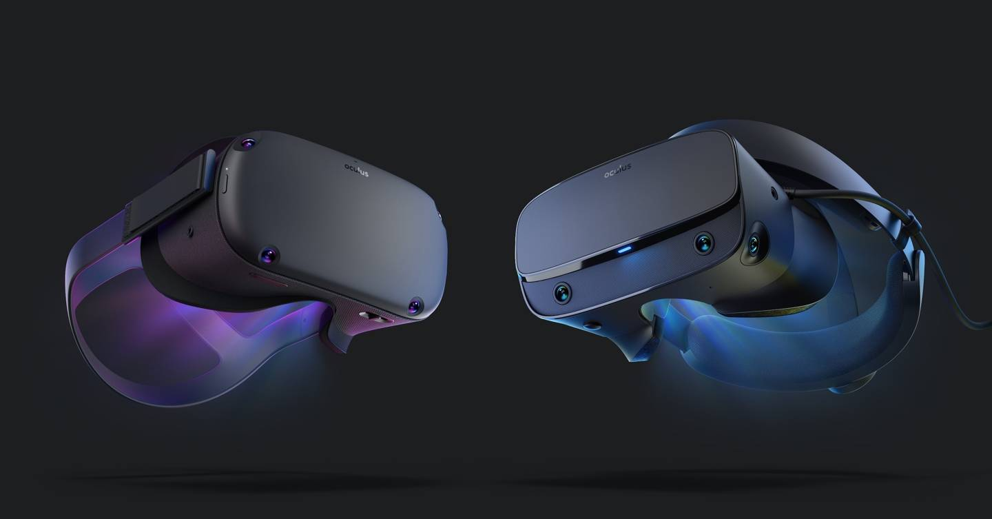 Oculus Rift S and Oculus Quest are competing visions of VR's future