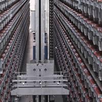 Autonomous crane-picking system